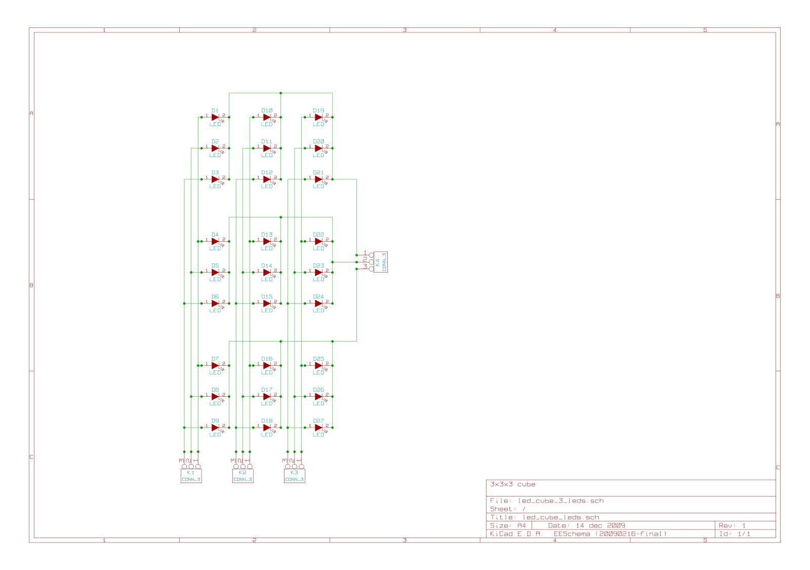 Cool 8X8X8 Led Cube Wiring 101 Dicthateforg